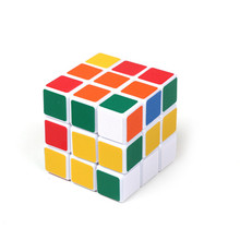 HEY FUNNY Improved Instant Restore Cube Flash Cube Restore High Quality Plastic Magic Cube Magic Toys Magic Props Tricks