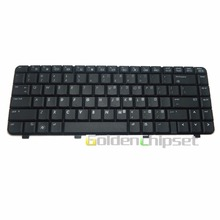 New US For HP 6720s 540 550 English Black Keyboard EN Best keyboard Laptop Tablet US Touchpad English Layout Letter Keyboard