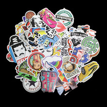 100Pcs Unique Styling Pvc Waterproof Sexy Beauty Girls Stickers For Laptop Motorcycle Skateboard Luggage Decal Toy Sticker(China)