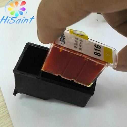 [Hisaint] compatible cartridges suitable for Canon printer cartridges 815,816 cartridges liner cartridges<br><br>Aliexpress
