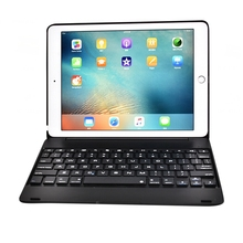 Luxury Bluetooth Keyboard Case For apple iPad Air 2 ipad 6 9.7 inch, Wireless Keyboard For ipad 6 keybord with ABS plastic Body