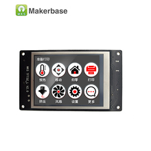 CE&RoHS 3D Printer splash screen MKS TFT32 touch screen smart controller display 3.2inch support APP/BT/editing/local language
