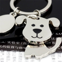 Buy Dog Keychain Keyfob Cute Key Ring Women Puppy Key Chain Llaveros Mujer High Portachiavi Key Holder Chaveiro for $1.56 in AliExpress store