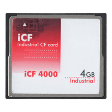 iCF 4000 4G CompactFlash memory card Wide Temp Compact Flash 4GB Industrial CF card