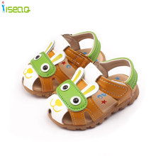 Buy New Arrival Summer Cute Baby boys Sandals Toddlers Kids soft sole Shoe Toddler Baby Shoes Kids Toddler Sandals 6-36 months for $6.99 in AliExpress store