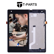 3G Version 100% 1280x720 For XIAOMI Redmi 1S Display Touch Screen Digitizer with Metal Frame For XIAOMI Redmi 1S LCD Display