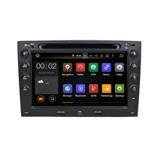 Octa Core RAM 4G Android Fit Renault Megane 2003-2010 Car DVD Player Navigation GPS Radio(China)