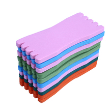 10Pcs Foam Fish Winding Storage Boards Line  Fishing Lure Trace Wire Holders Carps Crucian oam plate hook EVA fishing tackle