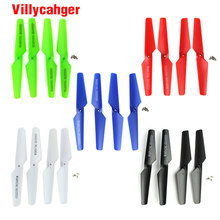 Syma X5C X5 X5SW Main Blades Propellers Protective ring Spare Parts for Syma X5 X5C RC Drone quadcopter(China)
