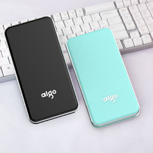 Buy NEW Aigo 5V/2A 10000mAh Power Bank Micro-USB Polymer Core Ultra Slim Dual USB Ports Portable Fast Charging Charger phone for $23.18 in AliExpress store