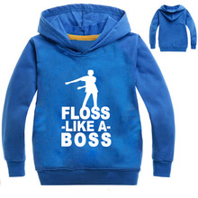 소년 Hoodies kids modis Sweatshirt 전투 Royale 3D Girls Game Sweatshirt 두건을 쓴 캐주얼 스트리트 T-shirts Children Clothing(China)