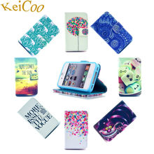 Art Printed PU Leather Wallet Cases For Motorola Moto G G1 Book Flip Stand Back Covers TPU Shell For MotoG 1 XT1032 Full Housing
