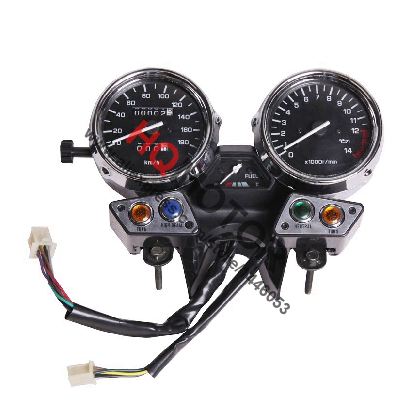 Speedometer Gauge Tachometer Speedo For YAMAHA XJR400 XJR 400 1993-1994 93 94 TC<br><br>Aliexpress