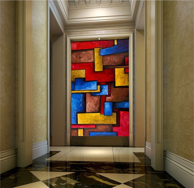 3D photo wallpaper large mural modern living room bedroom wallpaper abstract painting wallpaper mural<br>