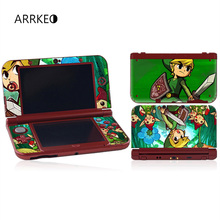 ARRKEO The Legend of Zelda Vinyl Cover Decal Skin Sticker for Nintendo New 3DS XL & New 3DS LL Console Skins