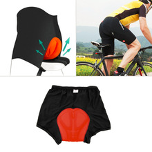 Men Bicycle Cycling Comfortable Underwear 3D Padded Bike Short Pants