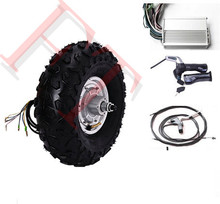 "14.5"" 800W 24V electric scooter motor kit e scooter kit electric wheel hub motor for scooter(China)"