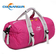Chuwanglin Rolling travel bag 500D PVC tarpaulin The latest of the travel package Waterproof Travel bag ZDD05042