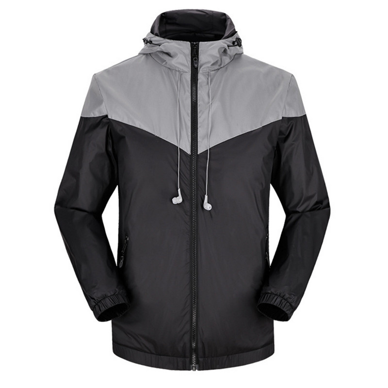 Cycling Jacket Windproof Jacket Bicycle Clothing Men Women Spring Winter Sportswear Riding Bike Jacket Outdoor Free headphones<br>