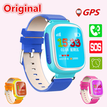 Q80 GPS Tracker Kids watch for Girl Boy Student Child Smart Wristwatch Location Device SOS Call Alarm Smartwatch for IOS Android