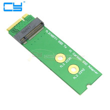 Mini PCI-E pcie pci-express pci express 2 Lane M.2 NGFF 30mm 42mm SSD to for Lenovo X1 Carbon Ultrabook SSD Add on Cards PCBA(China)