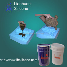 Mold Making Liquid Silicone Rubber forCasting Unsaturated Polyester Resins