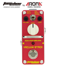 AROMA Guitar Effect Pedal AVS-3 Vacuum Stack Mini Guitarra Effect Pedal With True Bypass