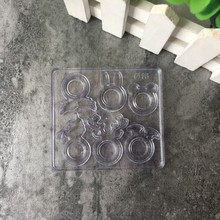 Angel Wings Silicone Ring Mold Mould For Epoxy Resin Flower Herbarium Jewelry Making Tools(China)