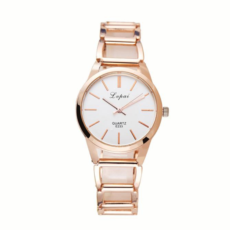 2017 New Women Watches Luxury Brand Ultra Thin Steel Clock Casual Ladies Watch Wrist Quartz-Watch Montre Homme<br><br>Aliexpress