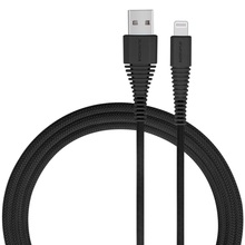 MOMAX for Apple products Celular Charge Cable MFI Woven Pattern 8pin USB Data Sync Charging Cable for Apple iPhone iPad iPod
