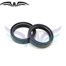 latest style motorcycle parts front fork damper oil seal dust cover rubber For Honda GSXR600 750 2006 2007 2008 2009 2010