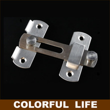 Thick stainless steel Antitheft bolt,Security Door Latches,Medium size,Protecting the family,Hardware Locks