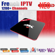 Buy Arabic Frenc IPTV Arabic IPTV H96 Pro S912 Android 7.1 TV box LiveTV Iptv Belgium Canal+ Channels Neotv Arabic Iptv Smart tv Box for $87.20 in AliExpress store