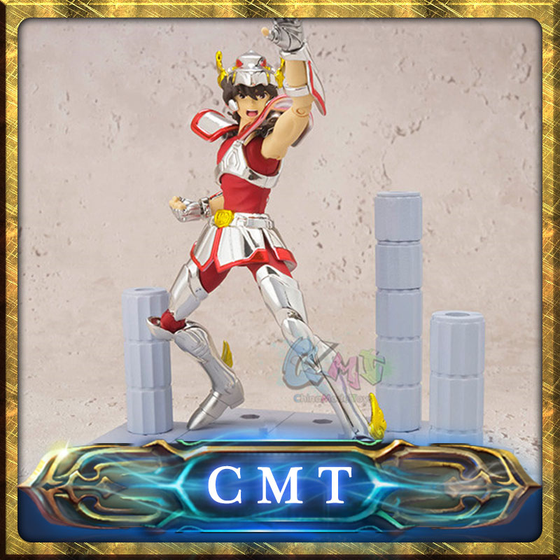 CMT  Bandai Tamashii Saint Cloth Myth D.D.PANORAMATION DDP Pegasus Seiya Pegasus Meteor Fist Action figure toys Saint seiya<br>