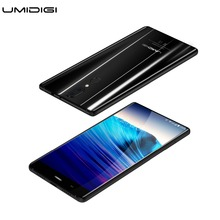 Umidigi Crystal Borderless Smartpone MTK6737T Quad core 2GB RAM 16GB ROM Android 7.0 5.5 inch Mobile Phone 13MP 4G Cell Phone