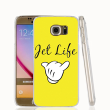 21158 Jet Life cell phone case cover for Samsung Galaxy A3 A5 A7 A8 A9 2016