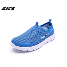 2017 Men and Women Aqua Shoes Outdoor Breathable Beach Shoes Lightweight Quick-drying Wading Shoes Sport Water Camping Sneakers(China)