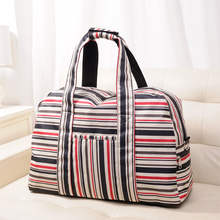 Large capacity travel bag female portable luggage bags commercial boarding bag gym bag travel handbag male