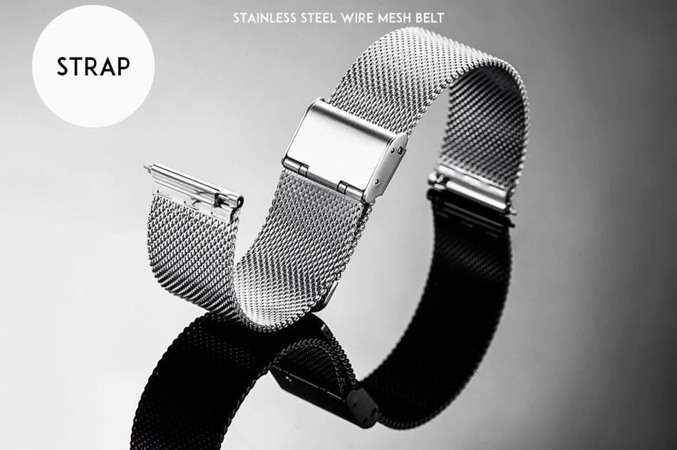 Shengke Brand Women New Fashion Causal Wrist Watches Mesh Belt Mix Match Luxury Female Dress Quartz Clock Ladies Wristwatch 2018