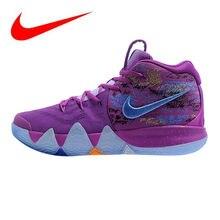huge discount 95cc7 b83ef Nike Kyrie 4 Irving 4th Génération Confettis Hommes de Basket-Ball  Chaussures, Absorption Des Chocs Résistant À L'usure Envelopp.