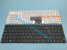 "New Russian Keyboard for DNS 0803498 15.6"" Pegatron C15 C15A C15E KLAVYE PG-C15M Laptop Russian Keyboard(China)"