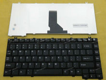 New US English Keyboard For TOSHIBA TECRA A1 A2 A3 A4 A5 M1 M2 M3 M4 S2 S3 Laptop BLACK(China)