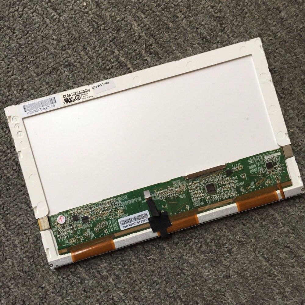 CLAA102NA0DCW Display screen<br>