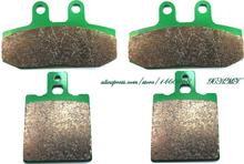 Buy Brake Pad Set HONDA CRM125 CRM 125  (Italy ) 1990 1991 1992 1993 1994 1999 / NSR125 NSR 125 R F 89-92/ NSR 125 RAIDEN 90-92 for $5.56 in AliExpress store