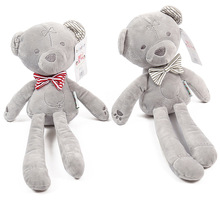 New 42CM Soft Teddy Bear Stuffed Dolls Baby Appease Plush Toys Children Birthday Gifts