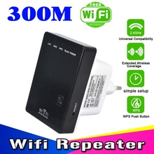 Hot Sell Wifi Repeater 300Mbps Wireless-N Mini Router AP Extender Client Bridge Booster Amplifier 802.11b/g/n EU/US Plug