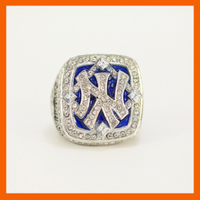2015 Sales Promotion for Replica Newest Design 2009 Yankees Major League Baseball Championship Ring for Fans(China)