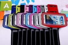 4.5-5.1 inch For DOOGEE X10 Sport Arm band Phone Case For Samsung S3 S4 S5 S6 Edge Grand Prime Z3 mini G3S/Vernee Thor Bag
