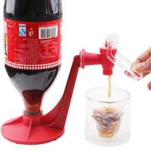 New Fashion Creative Home Bar Coke Fizzy Soda Soft Drinking Drink Saver Dispense Dispenser Faucet Red