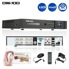 Buy OWSOO 8CH AHD DVR Recorder Full 1080N Surveillance Video Recorder H.264 8 Channel Digital Video Recorder CCTV AHD Camera Kit for $42.99 in AliExpress store